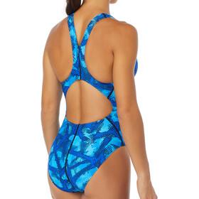 TYR W's Vesuvius Maxfit Swimsuit Durafast One Blue